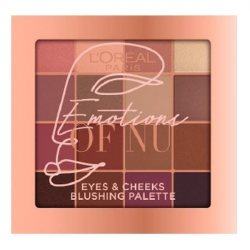 EMOTIONS NUDE PALETTE