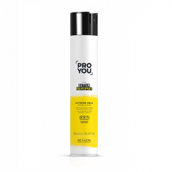 PROYOU HAIRSPRAY EXTREME HOLD, 750 ML.